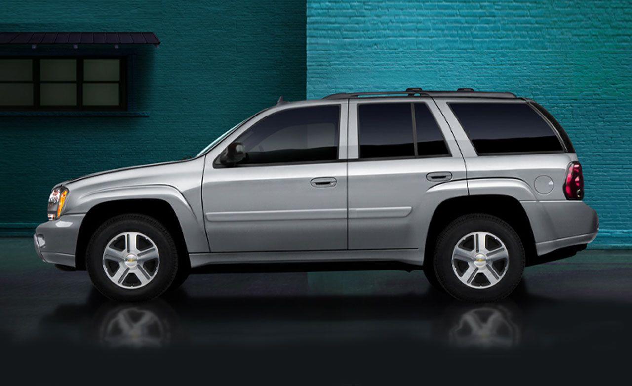 2013 Chevrolet Trailblazer Reviews Chevrolet Trailblazer Price