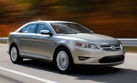 2010 Ford Taurus Limited 4dr Sdn Awd Features And Specs