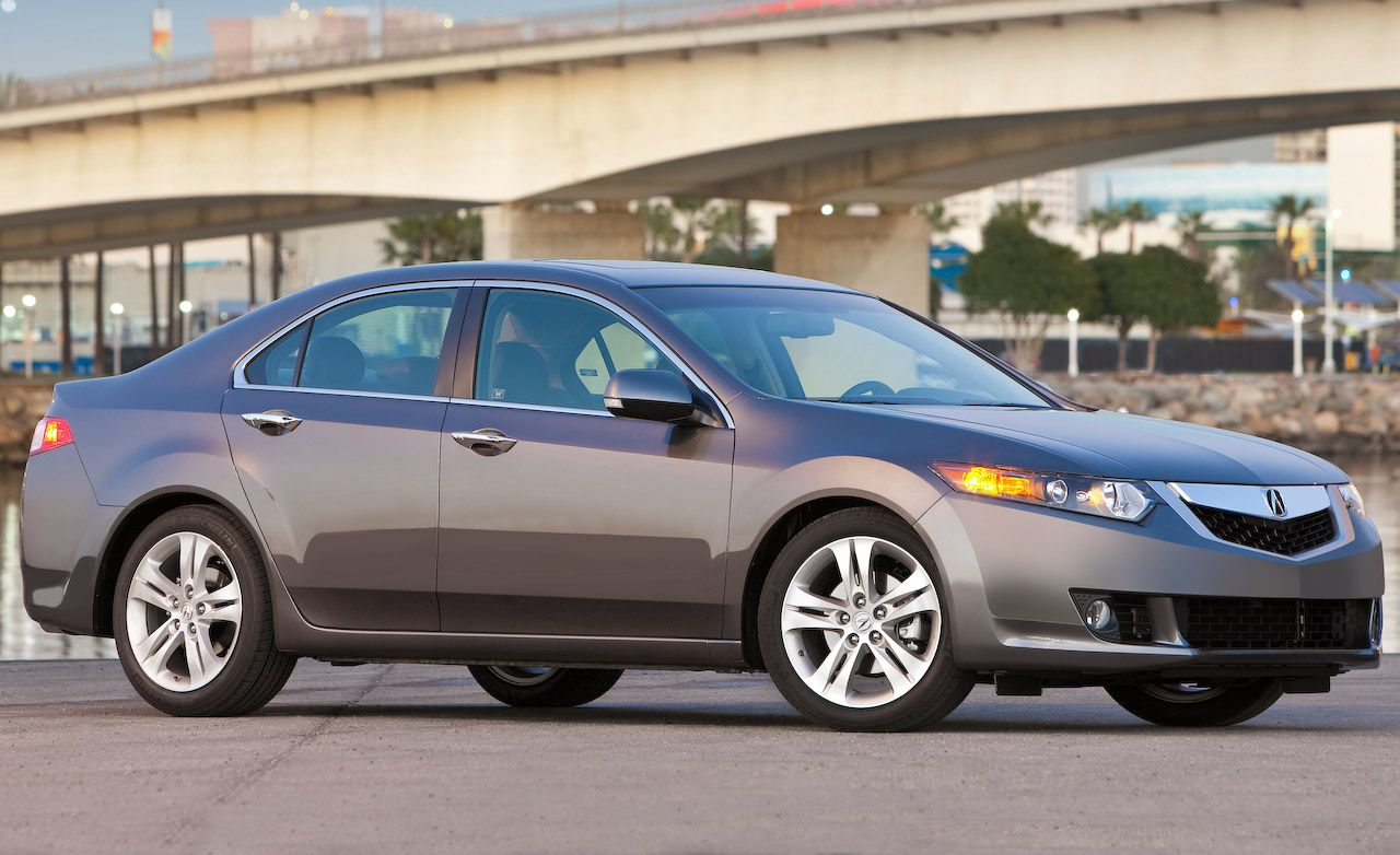 Technology Package 2010 Tsx Automatic