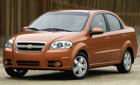 2010 Chevrolet Aveo Lt W 2lt 4dr Sdn Features And Specs