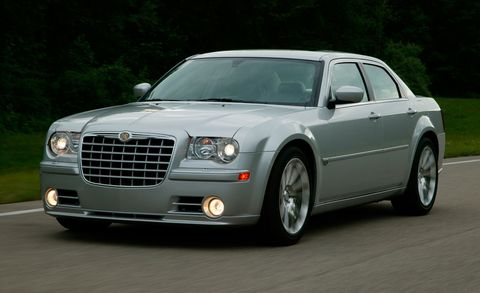 2007 Chrysler 300 Srt C Srt8 4dr Sdn 300 Rwd Features And Specs