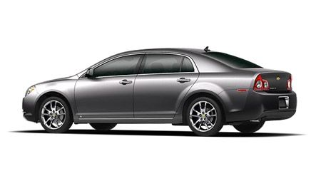 2010 Chevrolet Malibu Ltz 4dr Sdn Features And Specs