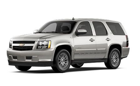 2010 Chevrolet Tahoe Features And Specs Car And Driver