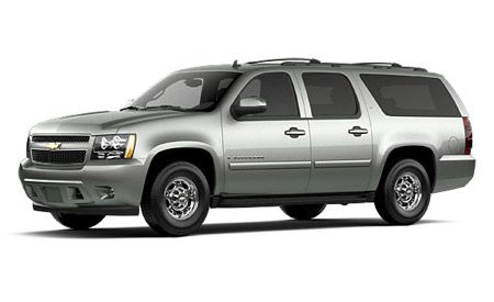 2010 Chevrolet Suburban Lt 4wd 4dr 2500 Features And Specs