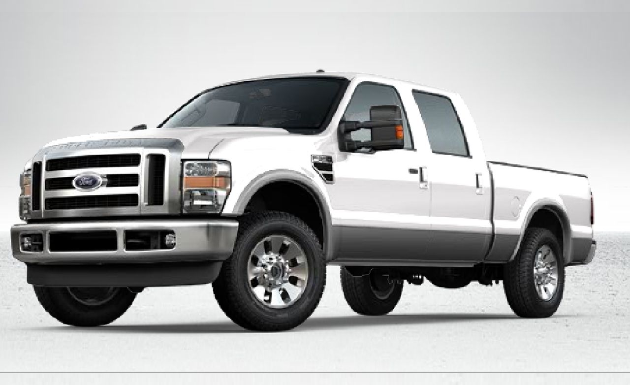 2010 Ford F 350 Super Duty Features And Specs Car And Driver