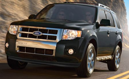 2010 Ford Escape Features And Specs Car And Driver
