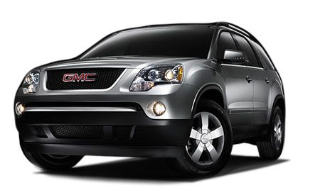 2011 Gmc Acadia Denali Awd 4dr Features And Specs