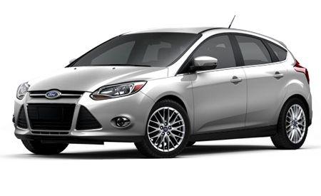 2012 Ford Focus Titanium 5dr Hb Features And Specs