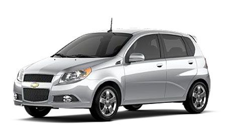 2011 Chevrolet Aveo Lt W 2lt 5dr Hb Features And Specs