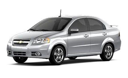 2012 Chevrolet Aveo Reviews Chevrolet Aveo Price Photos And
