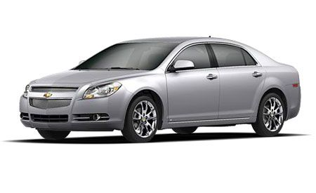 2011 Chevrolet Malibu Ltz 4dr Sdn Features And Specs