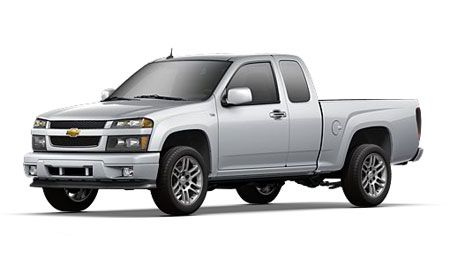 2011 Chevrolet Colorado Features And Specs Car And Driver