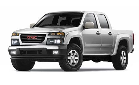 2011 Gmc Canyon Slt 4wd Crew Cab 126 0 Features And Specs