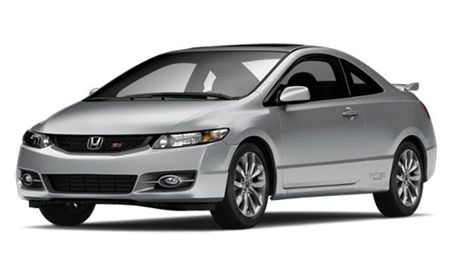 2011 Honda Civic Si >> 2011 Honda Civic Cpe Si 2dr Man W Navi Features And Specs