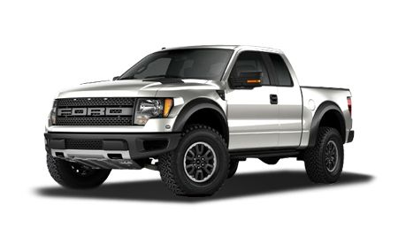 Raptor SVT Ford F150 Truck 4x4 Racing Off Roading Black License Plate Frame New
