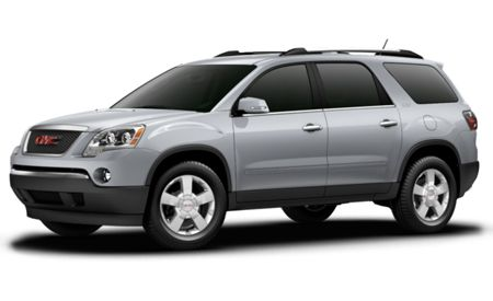 2012 Gmc Acadia Denali Awd 4dr Features And Specs
