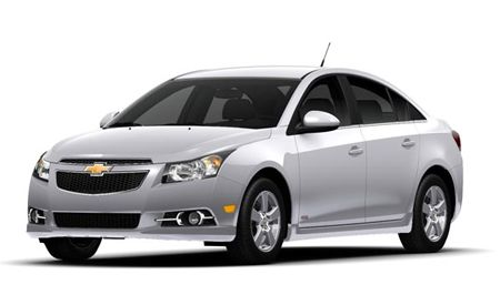2012 Chevrolet Cruze Ltz 4dr Sdn Features And Specs