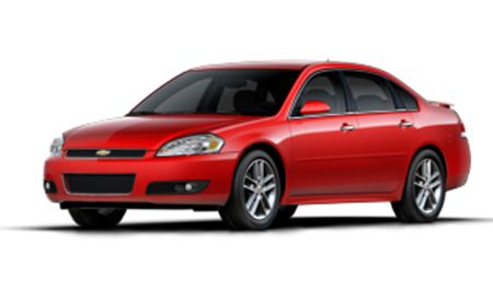 2013 Chevrolet Impala Ltz 4dr Sdn Features And Specs