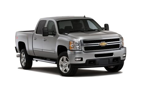2013 Chevrolet Silverado Hd Ltz 4wd Crew Cab 167 7 Features And Specs