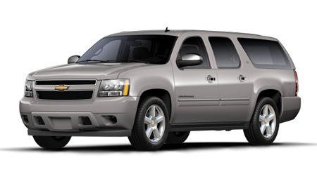 2013 Chevrolet Suburban Lt 4wd 4dr 2500 Features And Specs