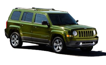 Jeep Patriot Lease >> 2013 Jeep Patriot Limited 4WD 4dr | Features and Specs | Car and Driver