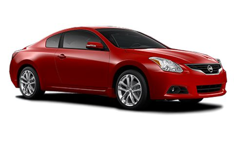2013 Nissan Altima 2 5 S 2dr Cpe I4 Features And Specs