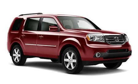 2013 Honda Pilot Touring 4wd 4dr W Res Navi Features And Specs