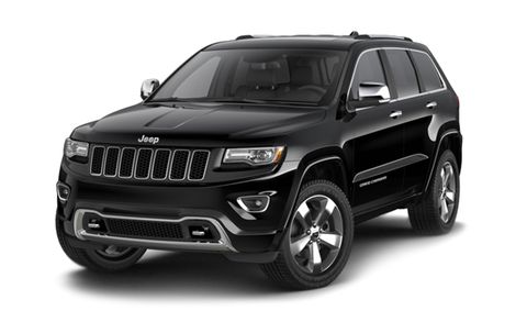 2014 Jeep Grand Cherokee Altitude 4wd 4dr Features And Specs
