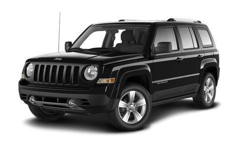 2014 Jeep Patriot High Altitude Fwd 4dr Features And Specs