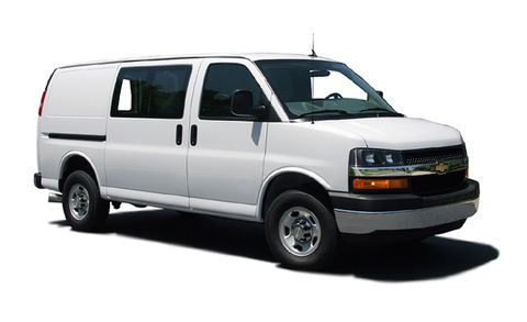2014 Chevrolet Express Diesel Rwd 3500 155 Features And Specs