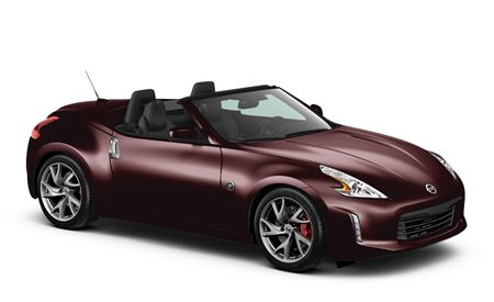 2014 Nissan 370z Touring 2dr Roadster Auto Features And Specs
