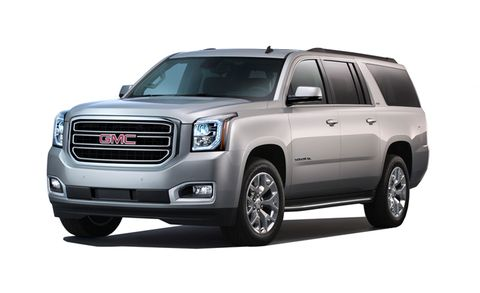 2015 Gmc Yukon Denali 4wd 4dr Features And Specs