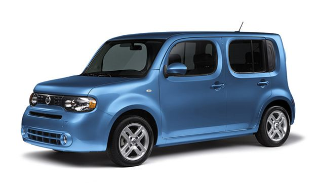 nissan cube manual mpg