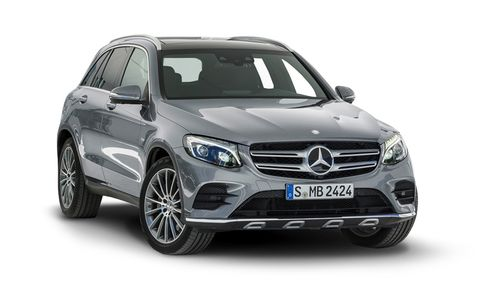2016 Mercedes Benz Glc Class Glc 300 4matic 4dr Features And Specs
