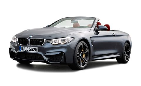 2015 Bmw M4 2dr Conv   Features and Specs   Car and Driver