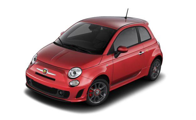 Beautiful 2015 Fiat 500 Sport Review