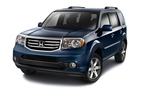 2015 Honda Pilot Touring 4wd 4dr W Res Navi Features And Specs