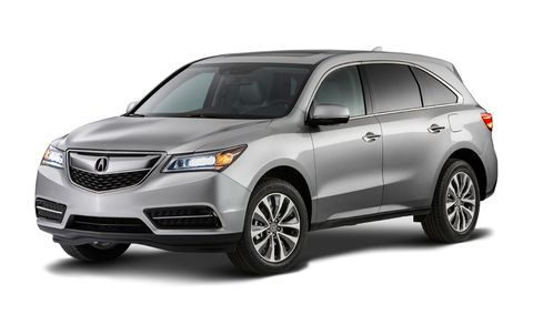 2015 Acura Mdx Advance Entertainment Pkg Sh Awd 4dr Features And Specs