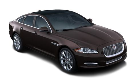 2015 Jaguar Xj Xjl Portfolio 4dr Sdn Awd Features And Specs