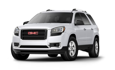 2015 Gmc Acadia Denali Awd 4dr Features And Specs