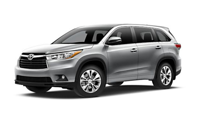 2015 Toyota Highlander Features And Specs Car And Driver