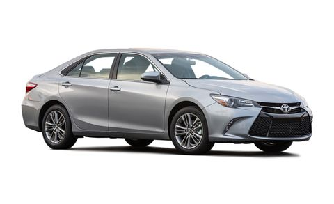 2015 Toyota Camry Xle 4dr Sdn Natl Features And Specs
