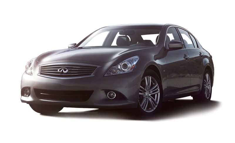 2015 Infiniti Q40 Features And Specs Car And Driver