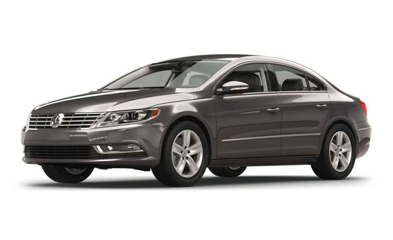 2017 Volkswagen CC | Features and Specs | Car and Driver