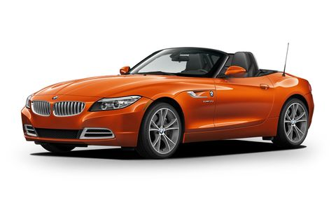 2016 Bmw Z4 Sdrive35is 2dr Roadster Features And Specs