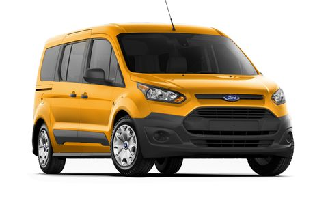 2016 Ford Transit Connect Titanium 4dr Wgn Lwb W Rear Liftgate Features And Specs