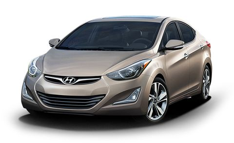 2016 Hyundai Elantra Limited 4dr Sdn Auto Alabama Plant Features And Specs