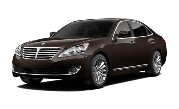 2016 Hyundai Equus | Features and Specs | Car and Driver on