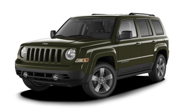 2016 Jeep Patriot Features And Specs Car And Driver