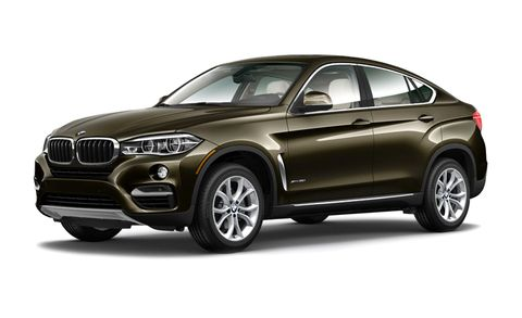 2016 Bmw X6 Xdrive50i Awd 4dr Features And Specs Car